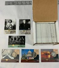 Upper Deck The History Of The United States (3)QuarterTrading Cards & More 2004