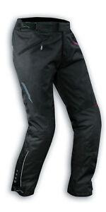 Waterproof Motorcycle Motorbike Textile Thermal Cordura Trouser Ladies Size 26