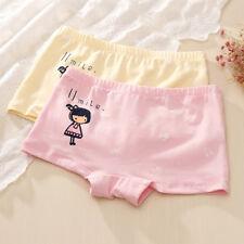 U1108630_Kids Girls Soft Cute Cartoon Shorts Breathable Underwear Boxers Panties