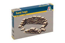 Italeri 0406 Sandbags 1/35 Scale Plastic Model Kit