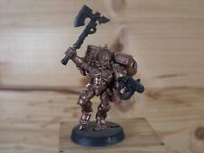 FINECAST WARHAMMER SPACE MARINE COMMANDER DANTE BASE PAINTED (375)
