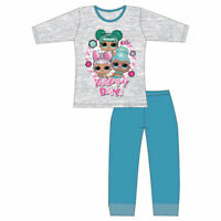 Girls LOL Surprise Doll Long Pyjamas Set Age 4-5 5-6 7-8 9-10 years HAPPY DAY