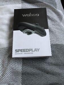Wahoo Speedplay Easy Tension Cleats