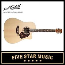 MATON SRS70C ALL SOLID ACOUSTIC CUTAWAY GUITAR AP5 PRO PICKUP & CASE NEW SRS-70