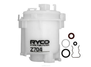 Ryco Fuel Filter Suits 5-Pin Connector Z704 fits Honda CR-V 2.4 (RE), 2.4 VTE...
