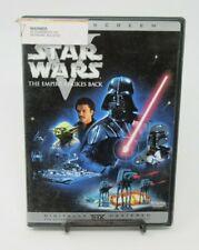 STAR WARS V: THE EMPIRE STRIKES BACK DVD MOVIE, MARK HAMILL, HARRISON FORD, WS