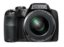 FUJIFILM FinePix S Series S9800 16.2 MP Digital Camera - Black (with 24-1200mm Lens)