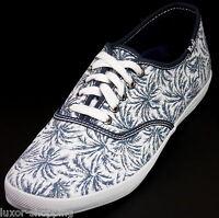 Neu Keds Champion CVO Men Shoes blue Herren Schuhe Blau Weiß Sneaker Turnschuhe