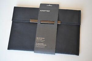 """ADOPTED Soho Universal Tablet Sleeve for Micorsoft Surface & Up to 12"""" /GREAT"""