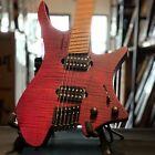 Strandberg Original 6 Red Electric Guitar for sale