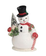 "Bethany Lowe Designs Christmas ""Snowman Sam"" TD6088"