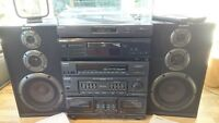 Sony Compact Hi-Fi Stereo System inc CD Player vgc in full working order