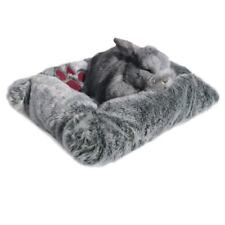 Snuggles Luxury Plush Small Pet Bed | Small Animals