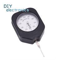 Tension Gauge Gram Force Meter Single Pointer 100g Push Pull Tester Gage L2KD