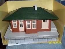 Lionel 6-37928 Passenger Station With Sound