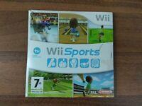 Wii Sports in Cardboard Sleeve (Nintendo Wii) Video Games