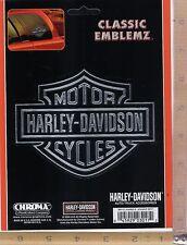 Harley Davidson Shield Emblemz Decal Window Sticker Auto Truck Motorcycle 3017