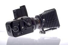Hasselblad 500 C/M + planar 100 mm1:3, 5 CF t * + revista a12+ Compendium CF