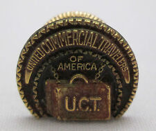 Vintage Lapel Pin United Commercial Travelers Of America U.C.T.