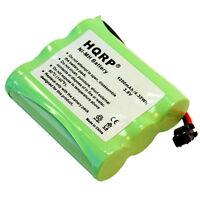 HQRP Batterie Téléphone sans Fil Pour Uniden BT-800 BT-905 BT-1006 BP-800 BP-905