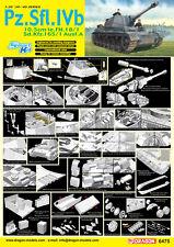 Dragon DML 1/35  Pz.Sfl.Ivb fur 10.5cm le.FH18/1 (Sf.) Ausf.A Smart Kit #6475