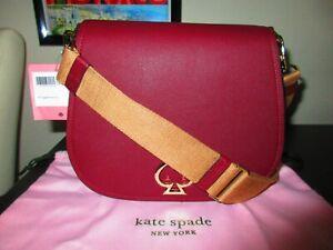 kate spade Suzy  Large Saddle Bag~REDUCED!
