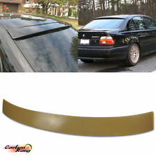 5-Series A Style Rear Spoiler Wing 4D Roof Wing 530i M5 525i 97-03 For BMW E39