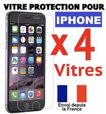 VERRE TREMPE IPHONE VITRE PROTECTION ECRAN 11 12 PRO MAX SE 2020 6 7 8+ XS XR