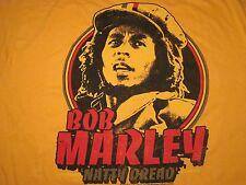 Bob Marley Natty Dread,  100% Cotton, Short Sleeve Shirt 2XL