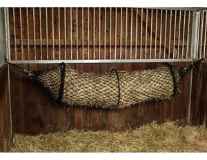 Elico Tunnel Shaped Haynet  Can Be Filled From Either End Slow Feed 5cm Mesh