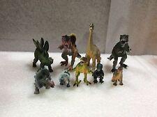 World Animals, Dinosaurs Playset 9-piece, dinosaur toys