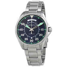 Hamilton Khaki Aviation Pilot Day Date Auto Blue Dial Men's Watch H64615145
