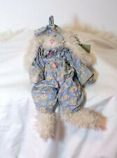 """J.B. Bean Boyds Bear Hare Rabbit Investment Collection 11"""""""