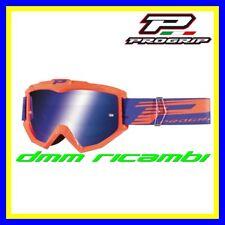Occhiali PROGRIP 3201FL ATZAKI Cross Enduro Motard ATV Quad PitBike Bici MTB DH