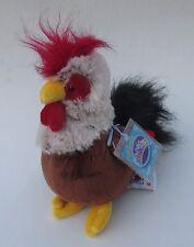LR3 Rockabilly Rooster WEBKINZ PLUSH new code stuffed animal ganz