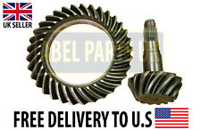 JCB PARTS 3CX -- CROWN WHEEL & PINION 33T/13T RH SPIRAL M30 (PART NO. 458/70246)