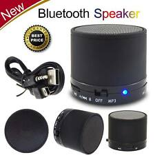 Mini Bluetooth Wireless Portable Speaker For Mobile MP3 Phone Tablet  Black UK