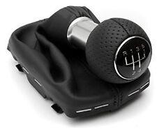 AUDI A3 S3 8L 00-03 5 vitesse voiture Gear Shift Knob Cuir