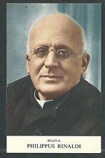 Estampa del Siervo Philipus andachtsbild santino holy card santini