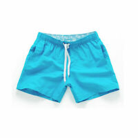 Surf board shorts summer swiming Men's beach swimsuit new short pants sports