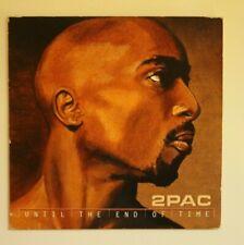 2PAC : UNTIL THE END OF TIME (PROMO REMIX) ♦ RAP R'n'B CD SINGLE ♦