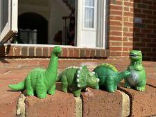 Squishy Dinosaur Tyrannosaurus Brachiosaurus Triceratops Stegosaurus 4 pcs