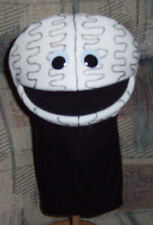 Mr Intelligence, the Brain ventriloquist puppet- ministry, health