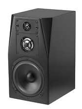 NHT C3 Bookshelf Gloss Black Speaker Loudspeaker