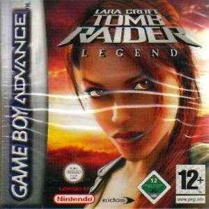 Gameboy Advance *SP NDS TOMB RAIDER LEGEND *DEUTSCH NEU