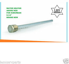 RV Water Heater Anode Rod, For Suburban 9-1/2 Brand New  x  Motorhome, Campers.