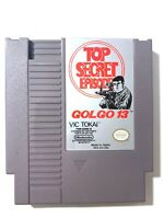 Golgo 13 ORIGINAL NINTENDO NES GAME Tested WORKING Authentic!