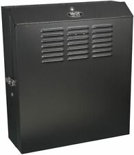 Tripp Lite 5U Wall Mount Low Profile Secure Rack Enclosure Cabinet Srwf5U