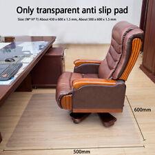 Floor Protector PVC Non Slip Computer Chair Mat Home Office Transparent