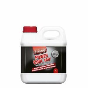 Evans Power Cool 180° (2 Liter) Kühlflüssigkeit / Kühlmittel ohne Wasser
